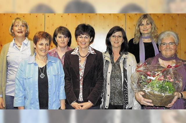 Ein starkes Frauen-Team mit viel