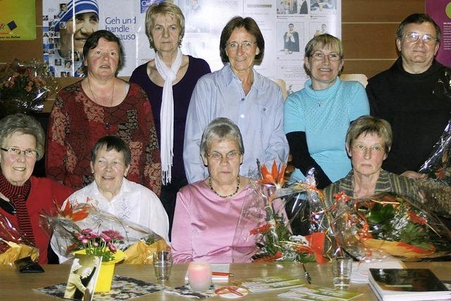 Frauengemeinschaft mit neuem Vorstand