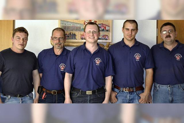 Die Unterstützer der Feuerwehr