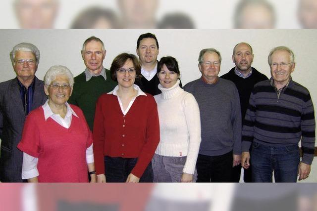 Wechsel an der Spitze des Stadtkapellenvereins