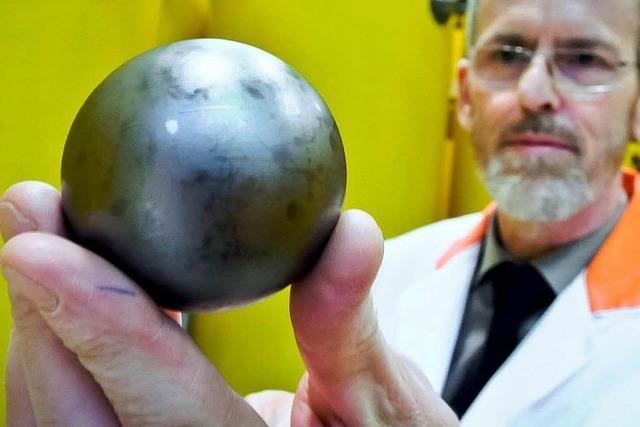 Rot-Grün sucht 2285 Atomkugeln – die nie weg waren