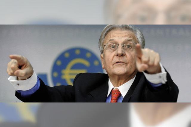 Die EZB bleibt wachsam