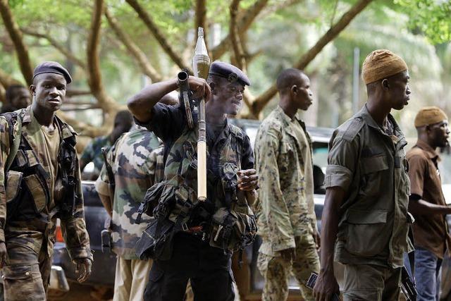 Gbagbo trotzt seinen Gegnern