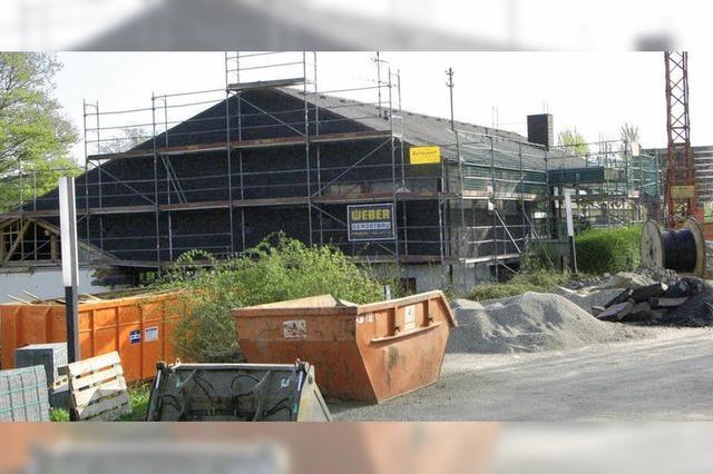 Kein Baustopp in Wittnau