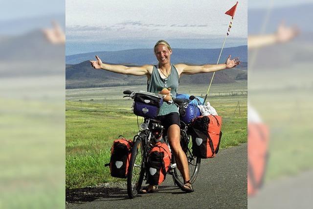 20 000 Kilometer per Rad bis Sibirien und das ohne