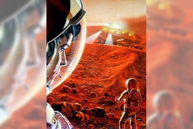 Die Russen wollen 2040 auf den Mars