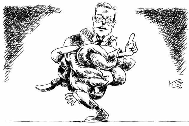 Die deutsche Libyenpolitik