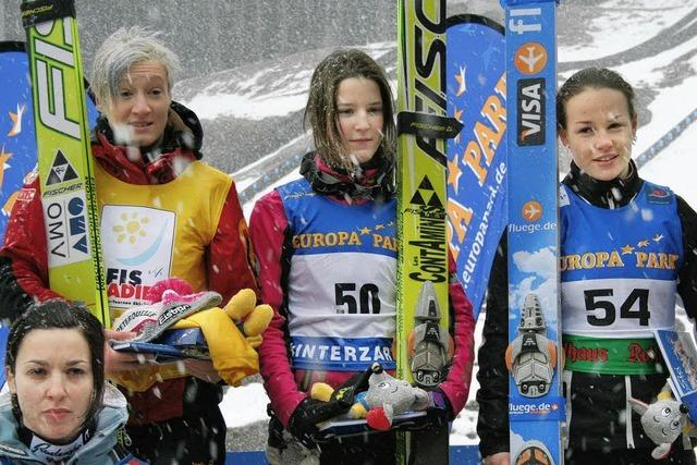Frauenweltcup in Hinterzarten