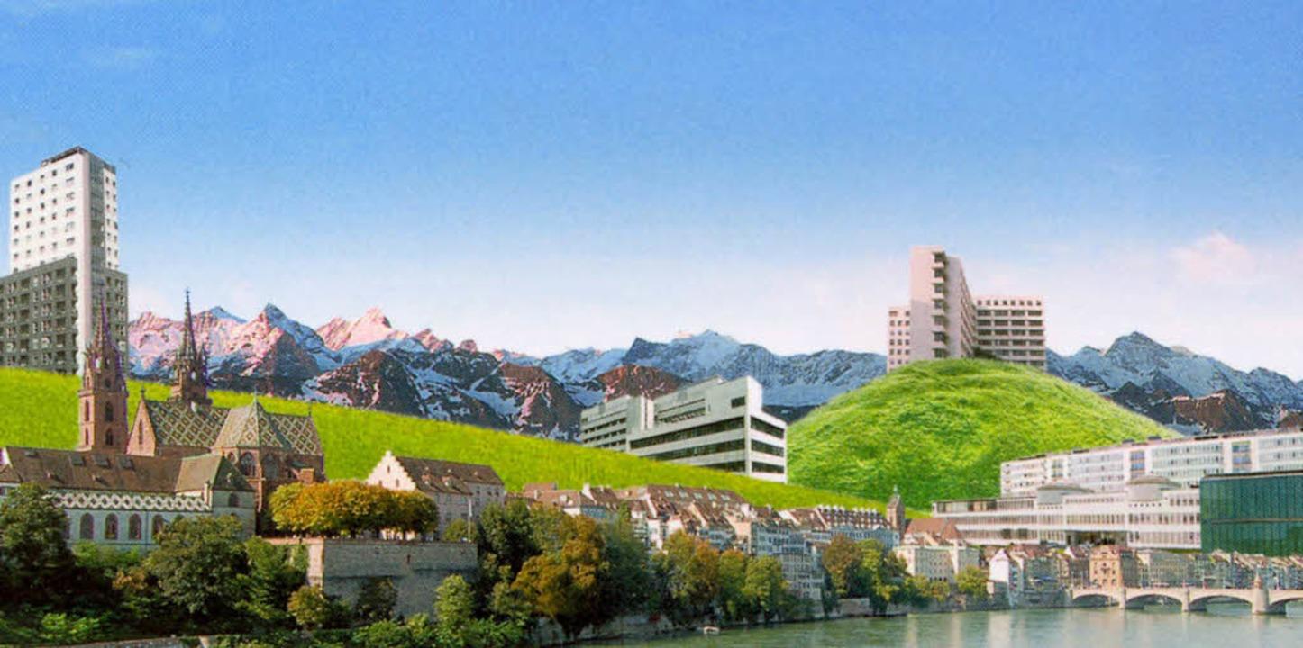 In der neuen Schweizer Kliniklandschaf...einem verstärkten Wettbewerb stellen.   | Foto: Montage: Universitätsspital Basel
