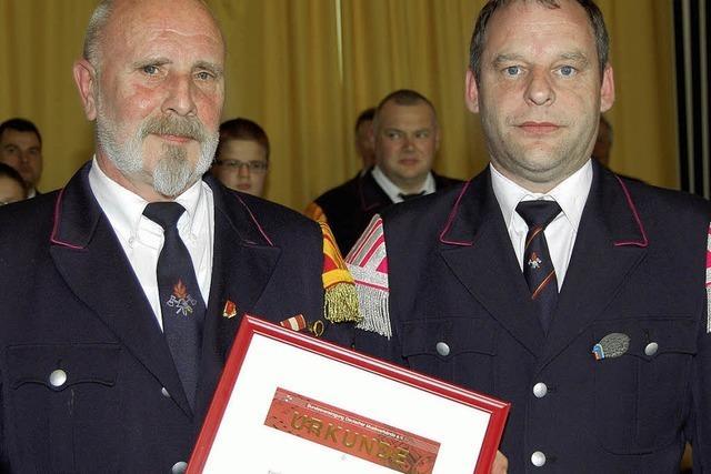 Rekord an Einsätzen bei der Feuerwehr Hohberg