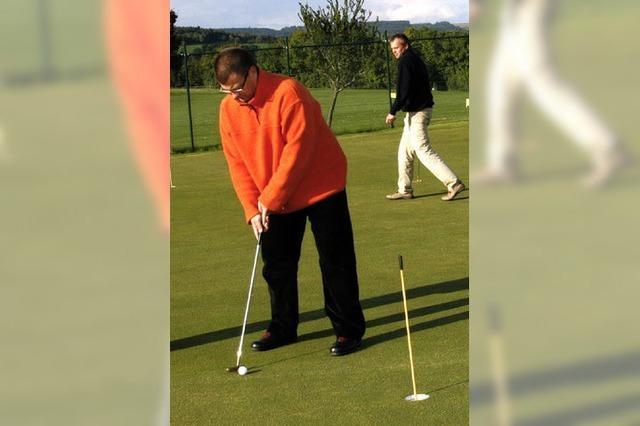 Golfclub Obere Alp ist gut aufgestellt