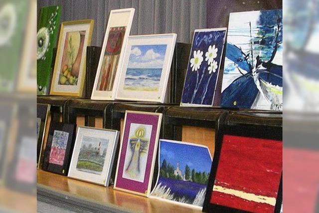 Viele Bilder fanden Käufer