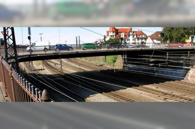 Sanierung: Vom 26. April an ist die Unionbrücke dicht