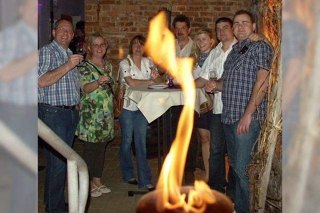 Chardonnay frisch vom Holzfass