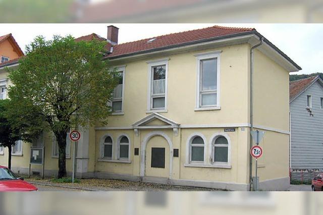 Rathaus Fahrnau jetzt Vereinssache