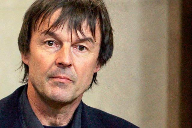 Nicolas Hulot: Frankreichs Liebling möchte kandidieren