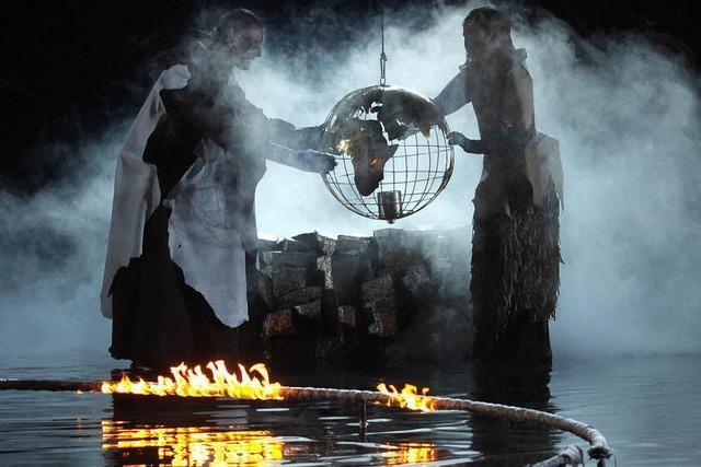 Stockhausen-Oper: Für jeden Tag ein anderer Duft