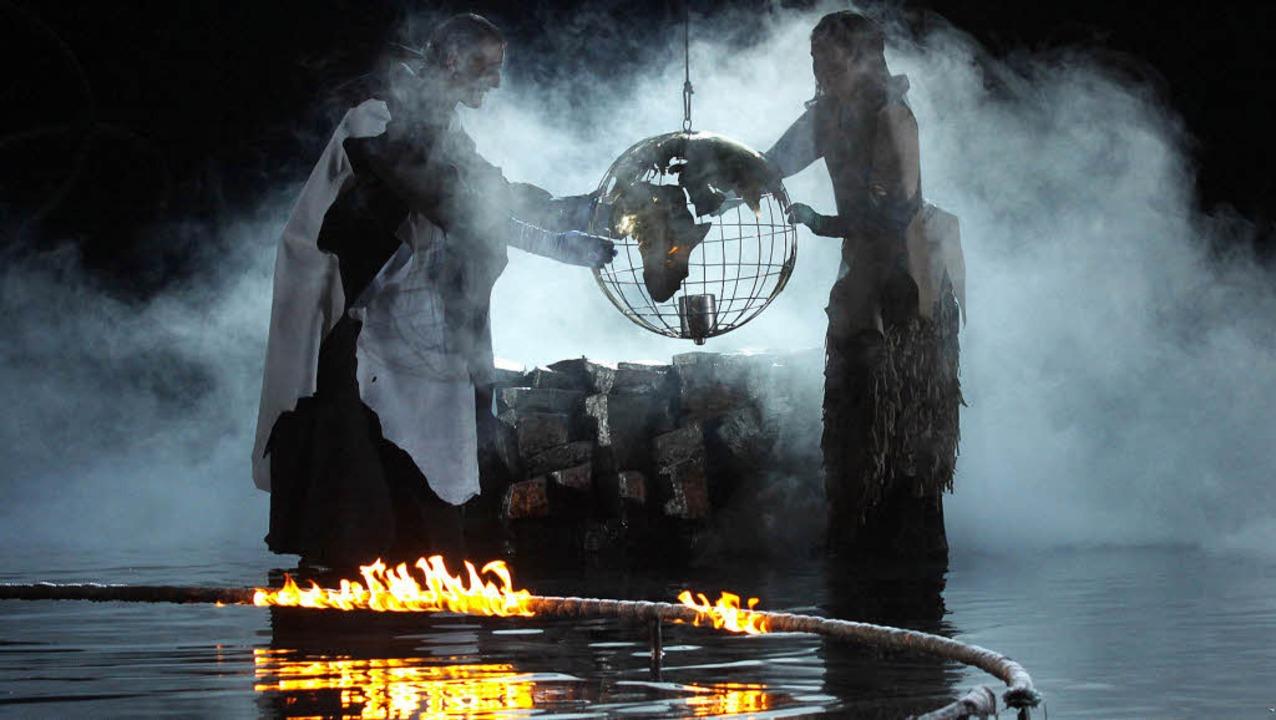 Die Welt im Nebel     Foto: klaus lefebvre