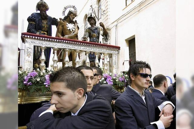 Die Scheinheiligen von Sant' Onofrio