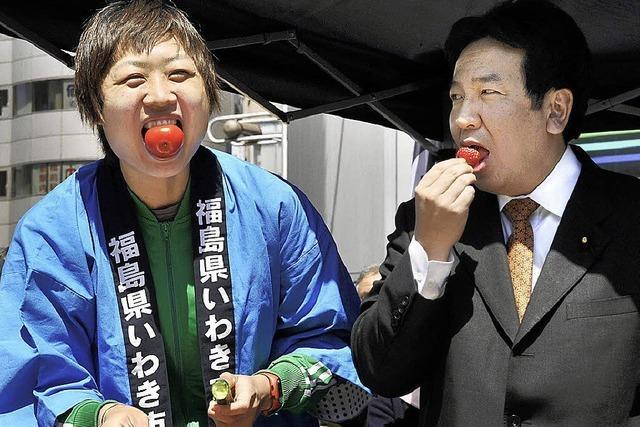 Japan ruft höchste Gefahrenstufe aus