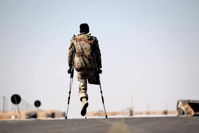 Hilfe für Libyen läuft an
