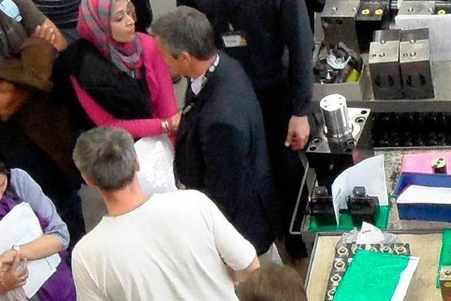 Multikulti der Wissenschaft am Tuniberg