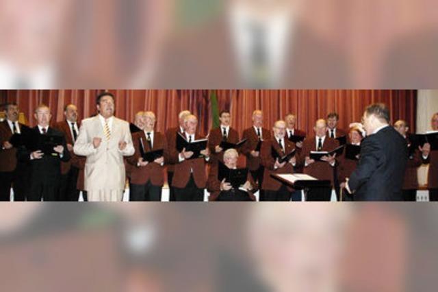 90 Jahre Sangeskunst
