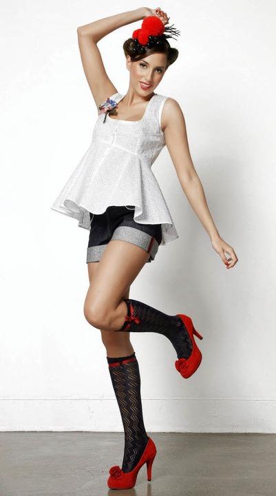 Neue Kleider braucht das Land: Bollenhut als Casual Wear   | Foto: Privat