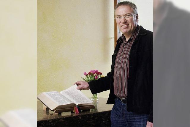 "Pfarrer Ströble: ""Hoffe, dass immer jemand da ist, der zuhört"""