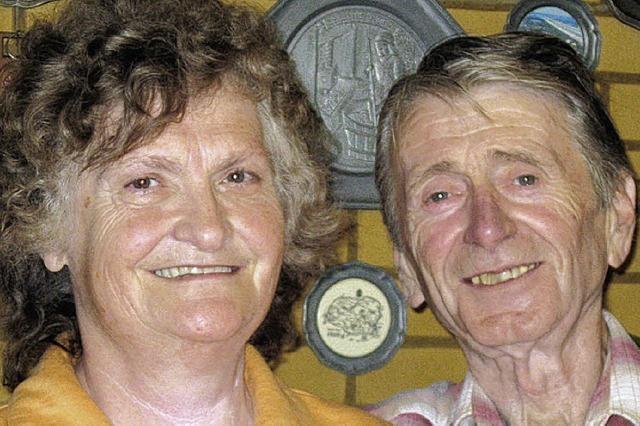 Seit 50 Jahren glücklich verheiratet