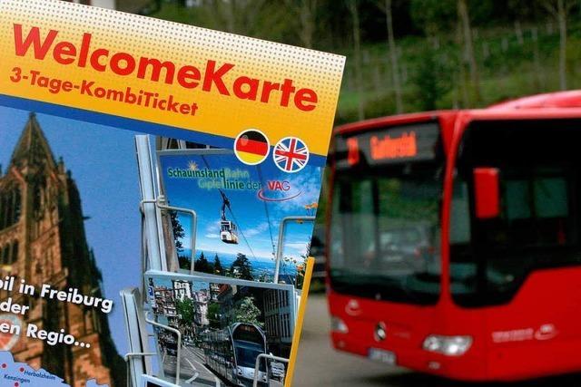3-Tage-Kombi-Ticket soll Zugpferd für Touristen werden