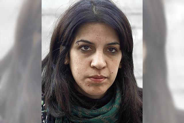 Die Bloggerin Lina Ben Mhenni: mutige Berichte aus Tunesien
