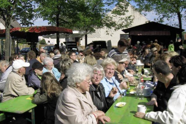 Der Hartheimer Markt feiert den 18. Geburtstag