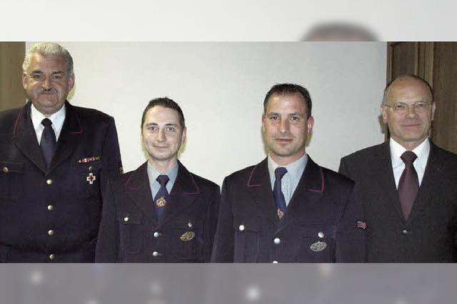 Neuanfang mit neuer Führung nach Eklat bei der Wyhler Feuerwehr