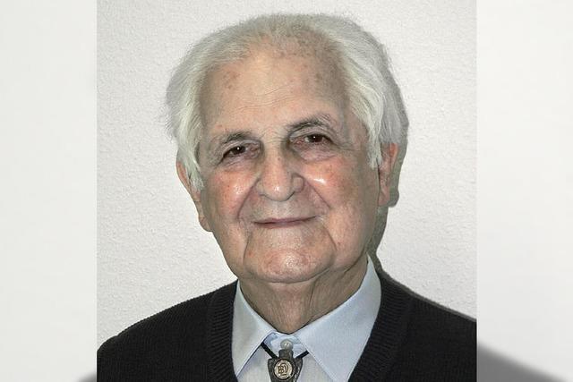 Mit 90 Jahren noch voller Tatendrang