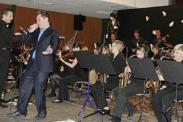 Spannendes Spektrum von Mozart bis Jackson