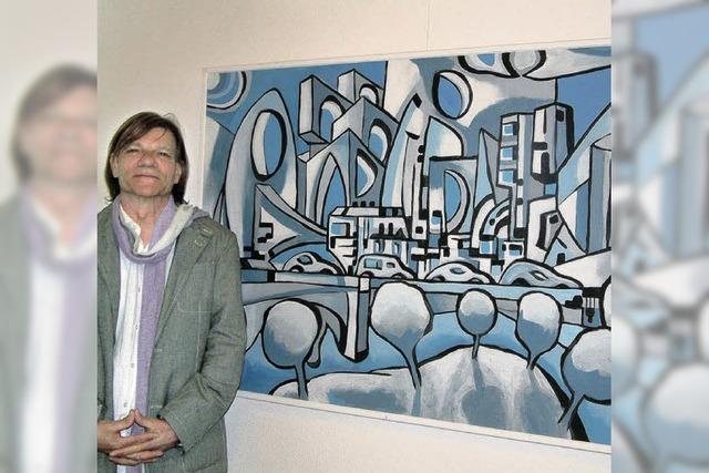 Eine bildliche Reise durch ein Künstlerleben