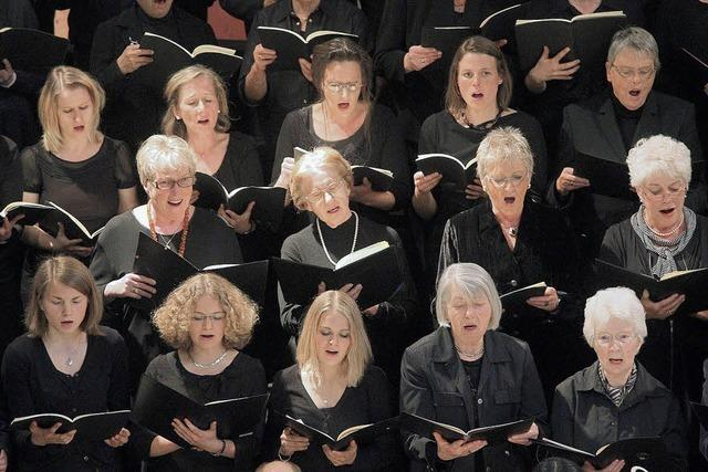 Opernhaftes im Requiem