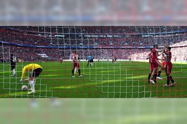 Der FC Bayern legt alle Fesseln ab