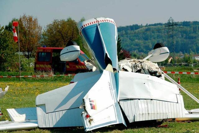 Pilotenfehler Ursache des tödlichen Unfalls?