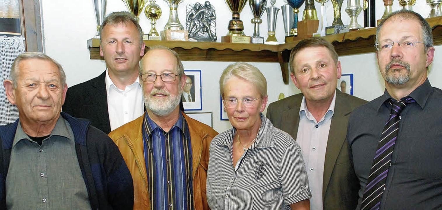 SVS-Vorstand wieder komplett - Schopfheim - Badische Zeitung