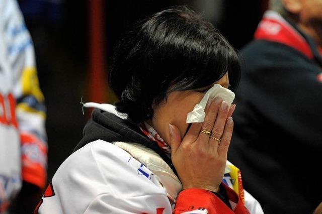 Grablichter – aber tot ist das Freiburger Eishockey nicht