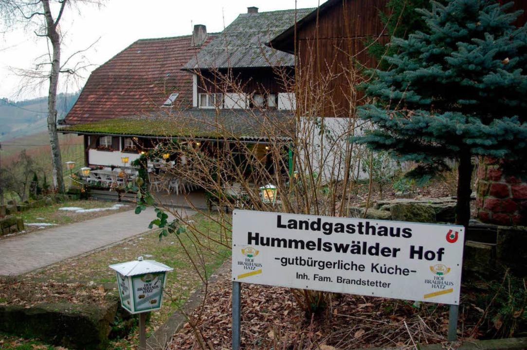 Der Hummelswälder Hof in Oberkirch-Bottenau.  | Foto: Hubert Röderer