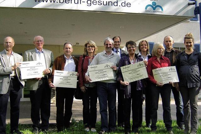 12 000 Euro erlaufen