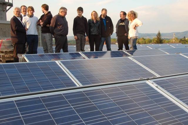 Schülerbeitrag zum Umweltschutz