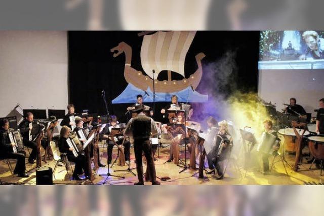 Ein Konzertabend voller Abenteuer