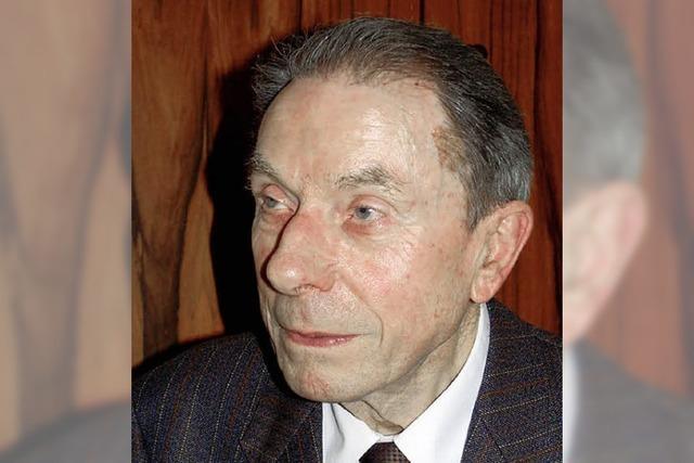Gerhard Rudolph 80