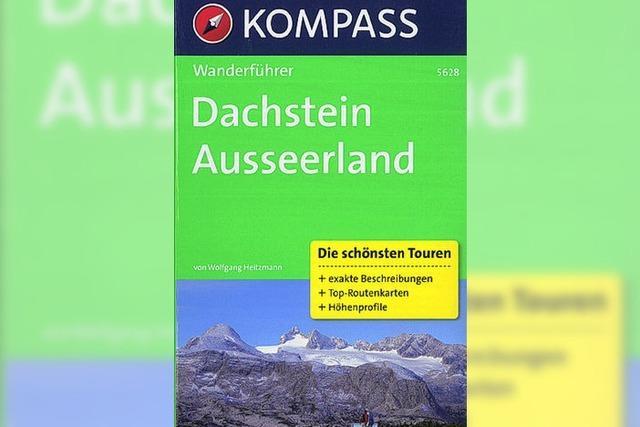 Dachstein, Ausseerland: Gewaltiges Gebirge