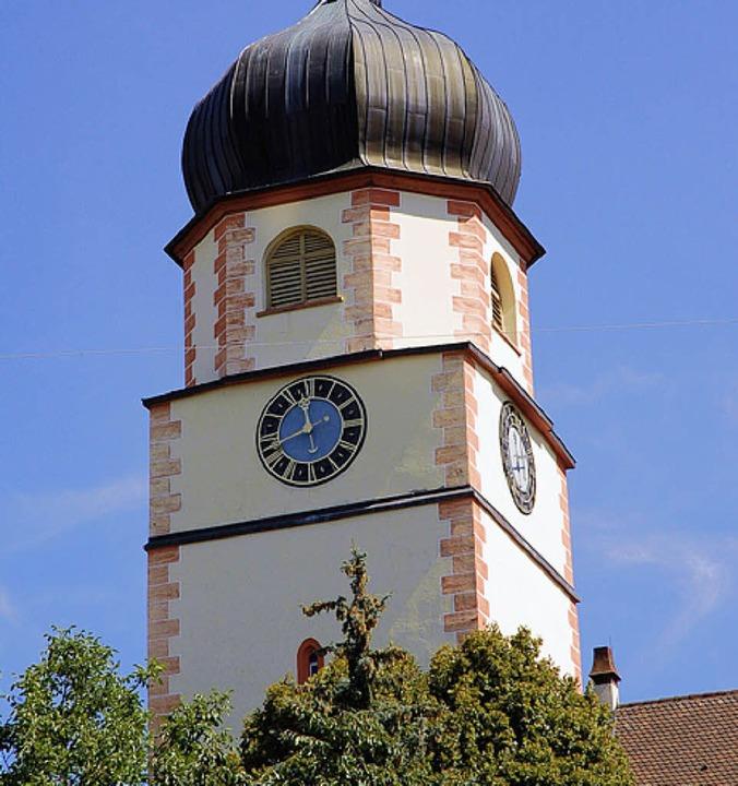 In der Wallfahrtskirche Mariä Himmelfahrt fand das Chorkonzert statt.     Foto: Bury