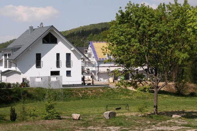 Baugebiet Eck II: